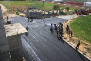 بدء أعمال المرحلة الاخيرة في مشروع تطوير منطقة واد صابر